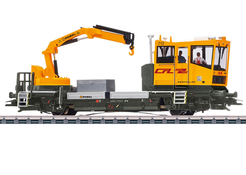 Gleiskraftwagen ROBEL