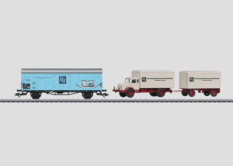 Museumswagen-Set H0 2010.