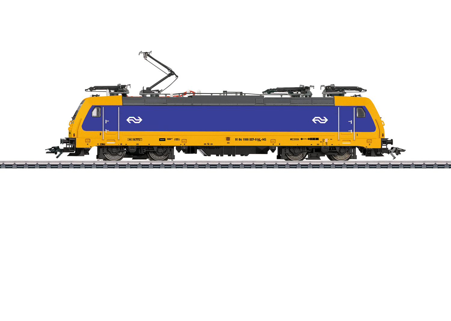 Class E 186 Electric Locomotive