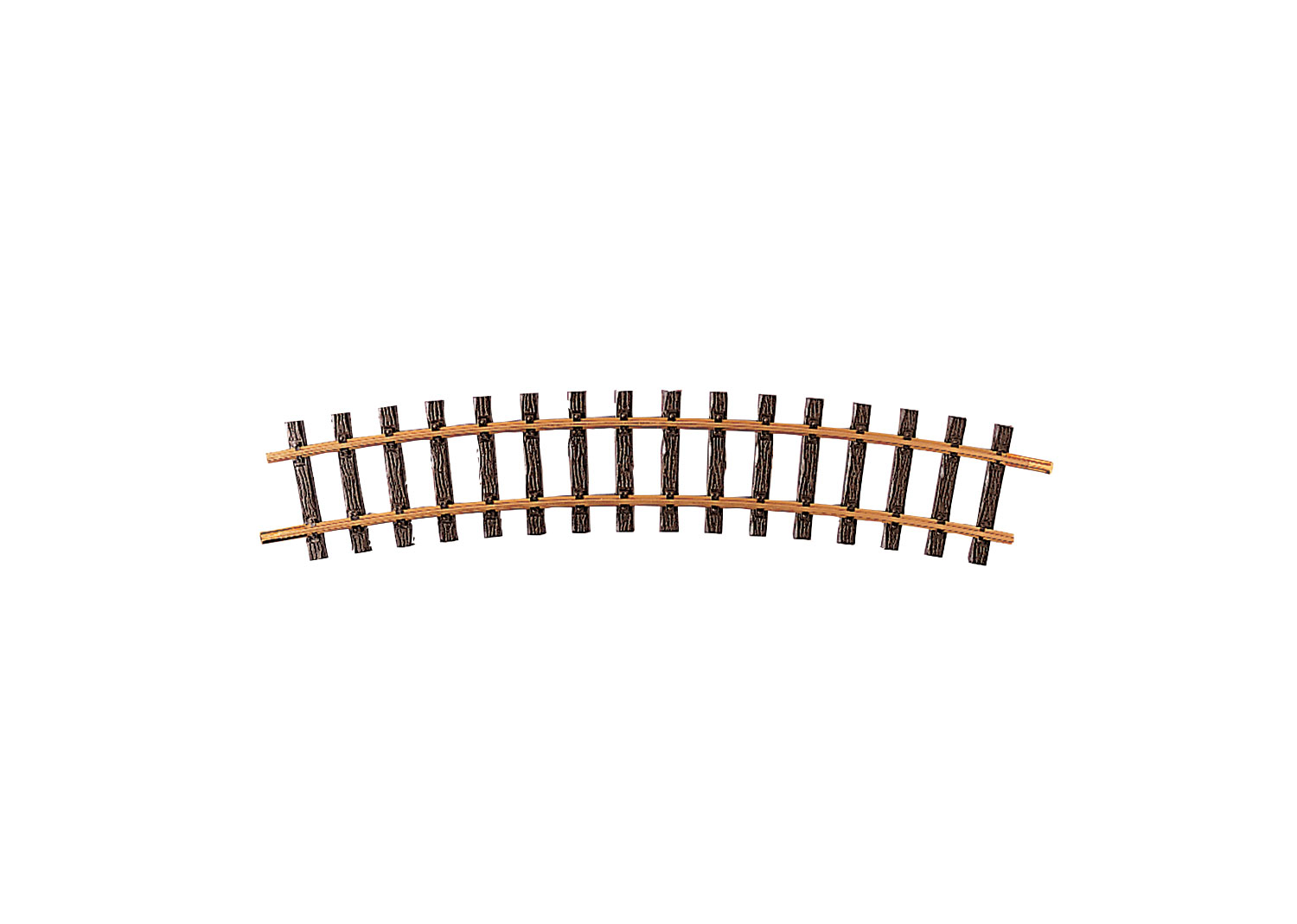 Curved Track, R3, 22.5°