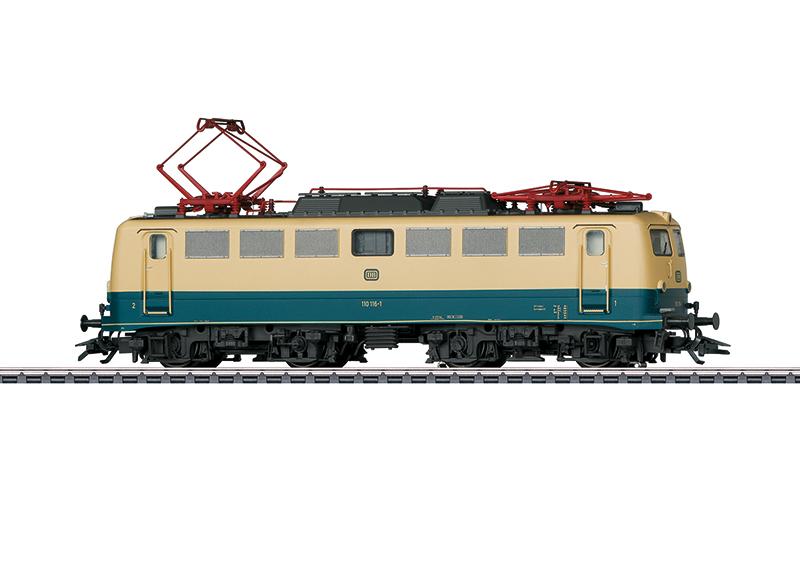 Class 110.1 Electric Locomotive