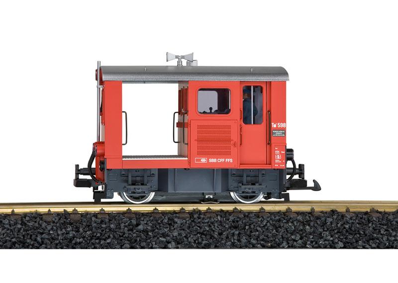 SBB Tractor Tm 598