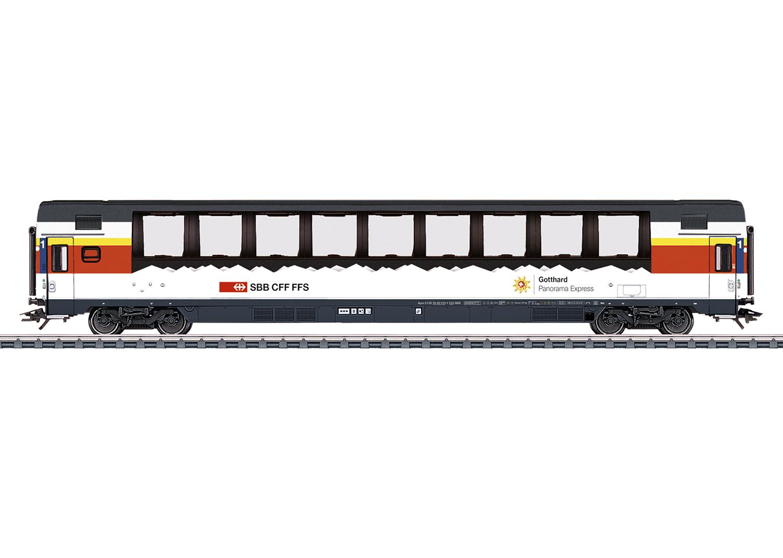 """""""Gotthard Panorama Express"""" Type Apm Passenger Car"""