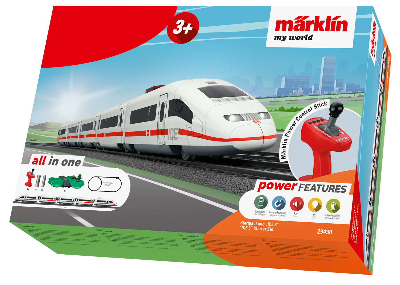 """Märklin my world - Startpackung """"ICE 3"""""""