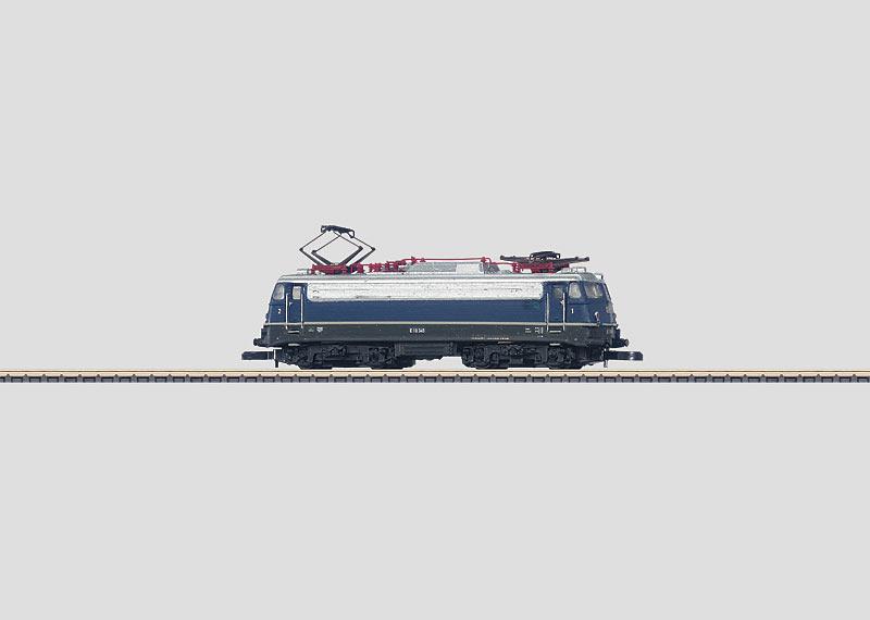 Express Electric Locomotive.