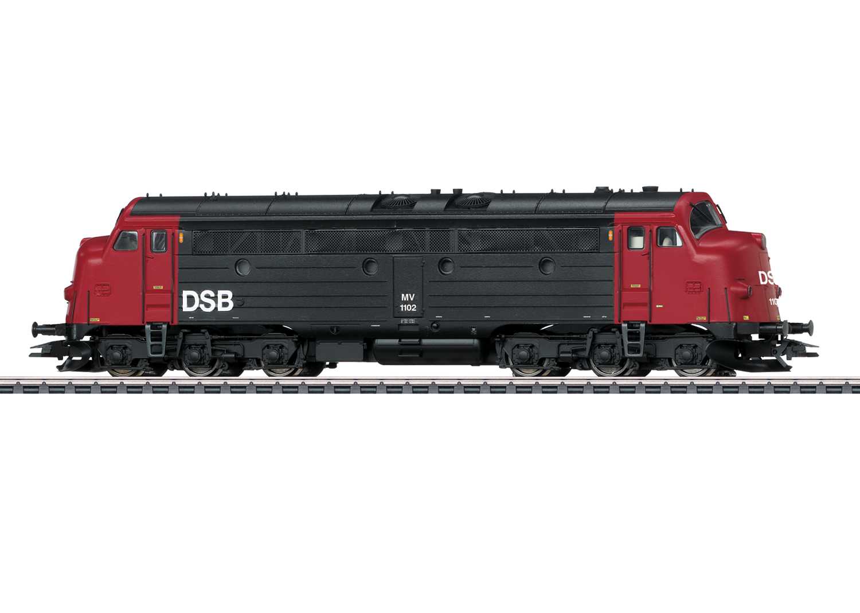 Class MV Diesel Locomotive
