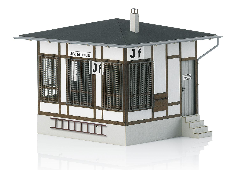 Bausatz Stellwerk Jf des Betriebsbahnhofes Jägerhaus