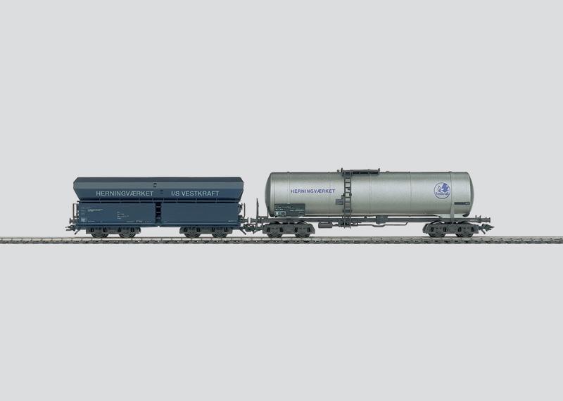 Brennstofftransport-Set