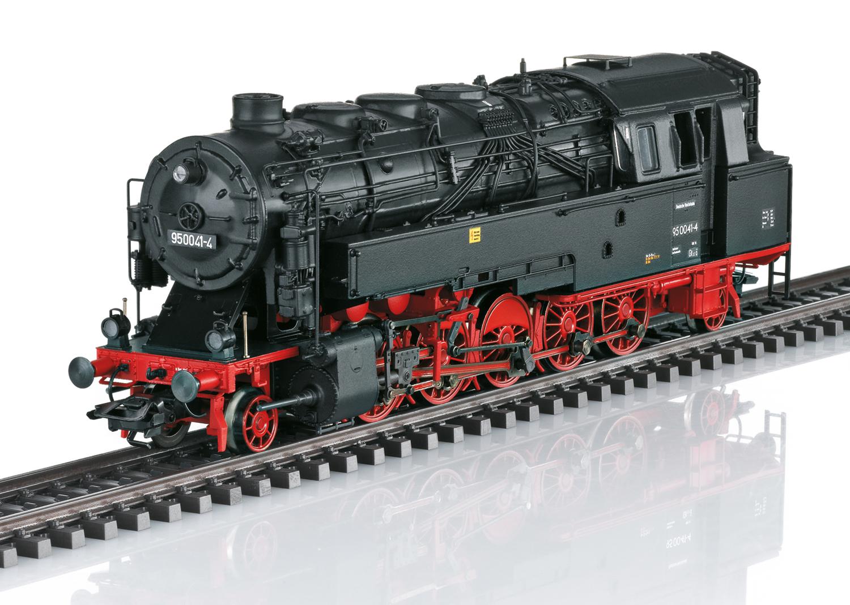 Dampflokomotive Baureihe 95.0 mit Ölfeuerung