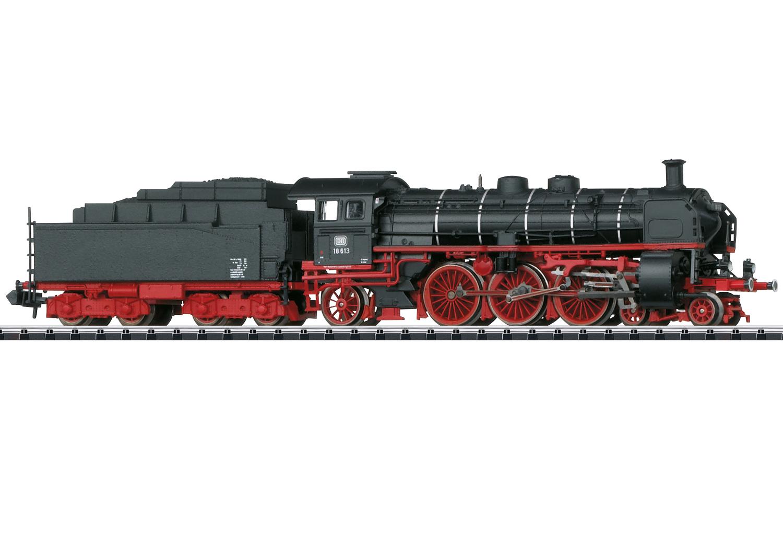 Dampflokomotive Baureiche 18.6