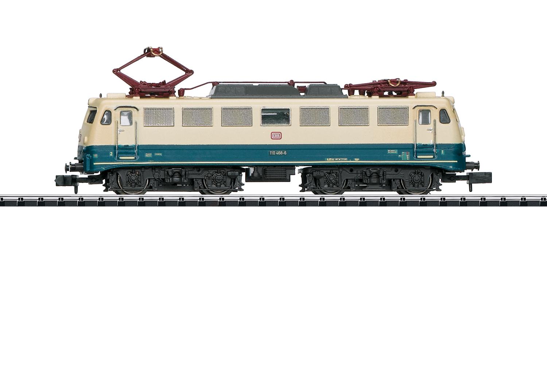 Elektrolokomotive Baureihe 110.3