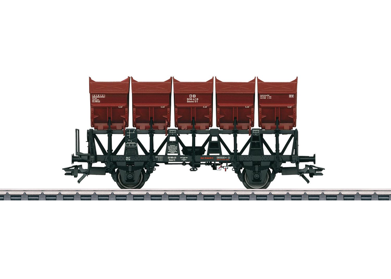 Muldenkippwagen Ommi 51