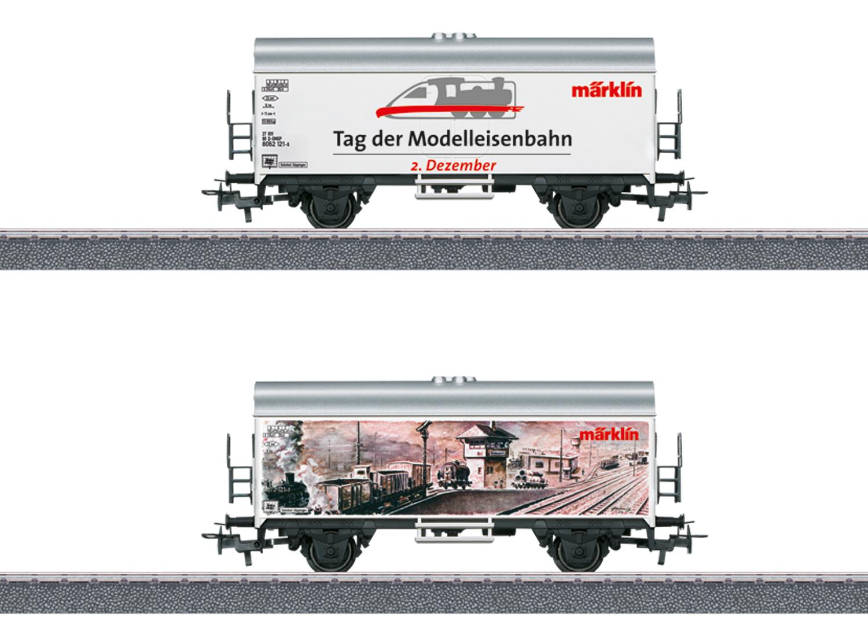 Refrigerator Car – International Model Railroading Day 2017