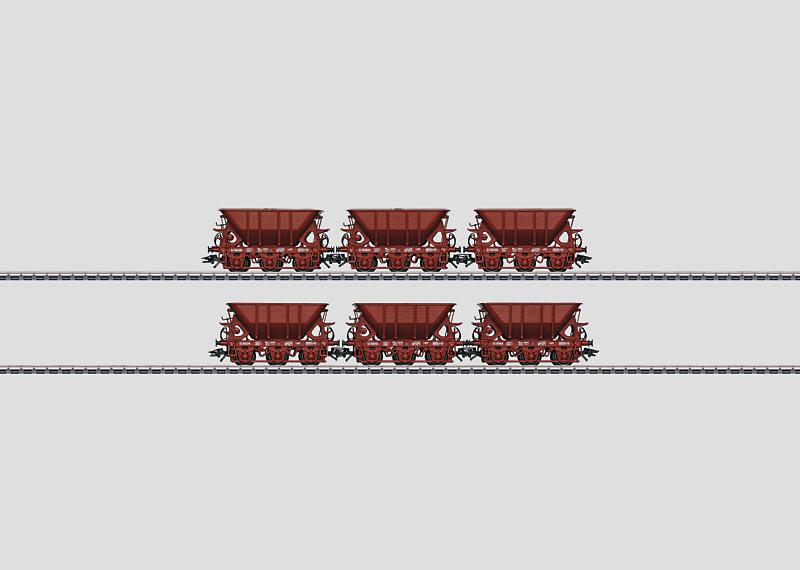 Erzwagen-Set 2.