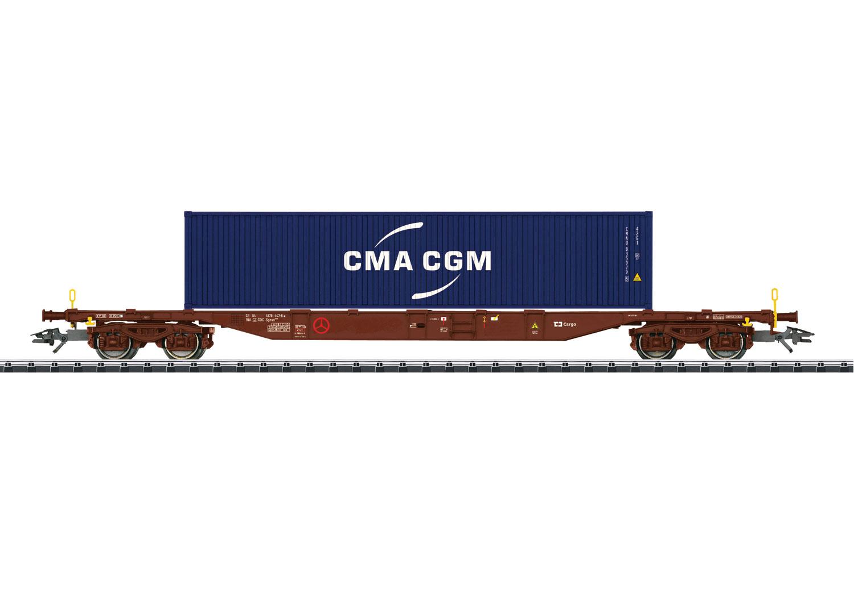 Container-Tragwagen Bauart Sgnss 539.8
