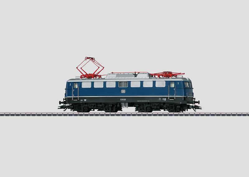 Electric Locomotive.