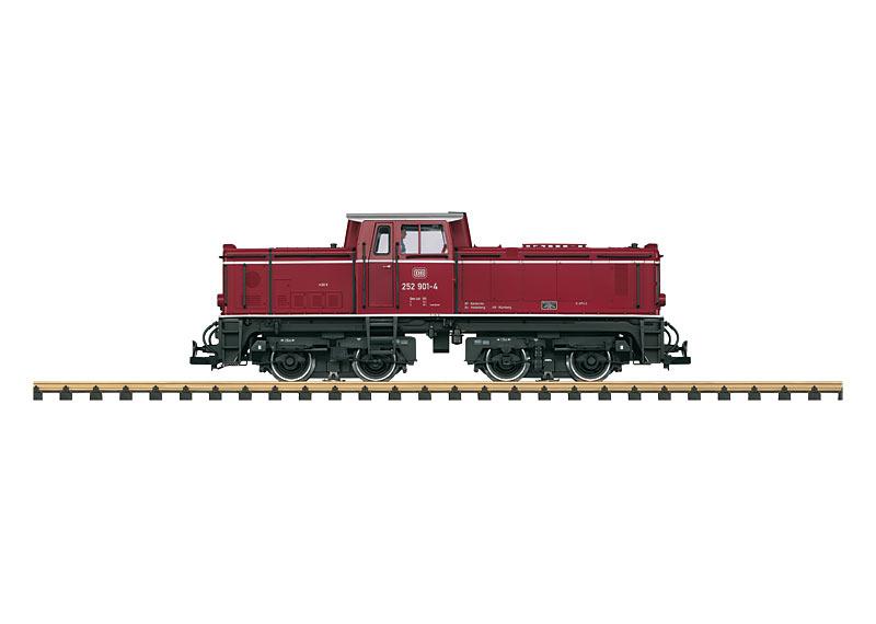 DB Diesel Locomotive Road No. 252 901-4.