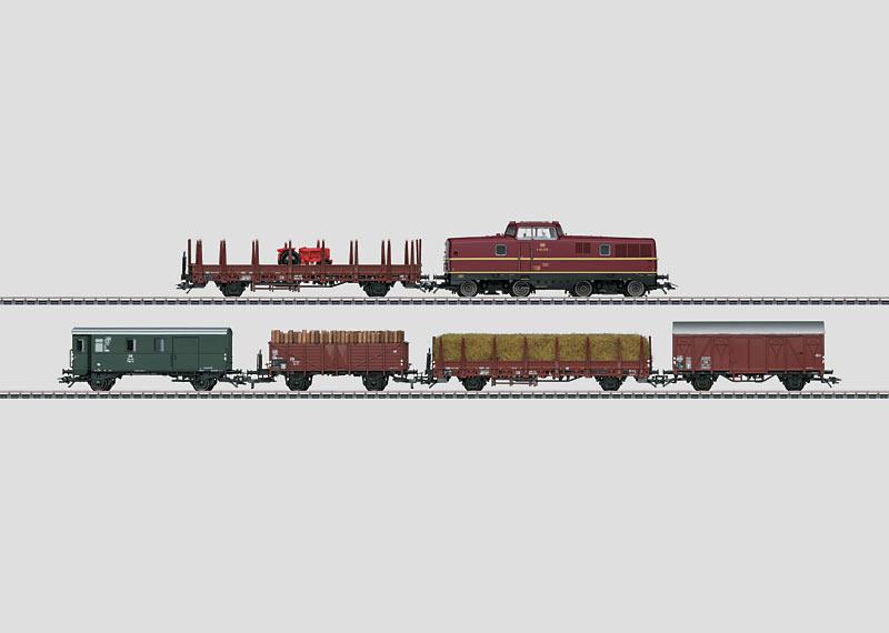 """Farming"" Train Set."