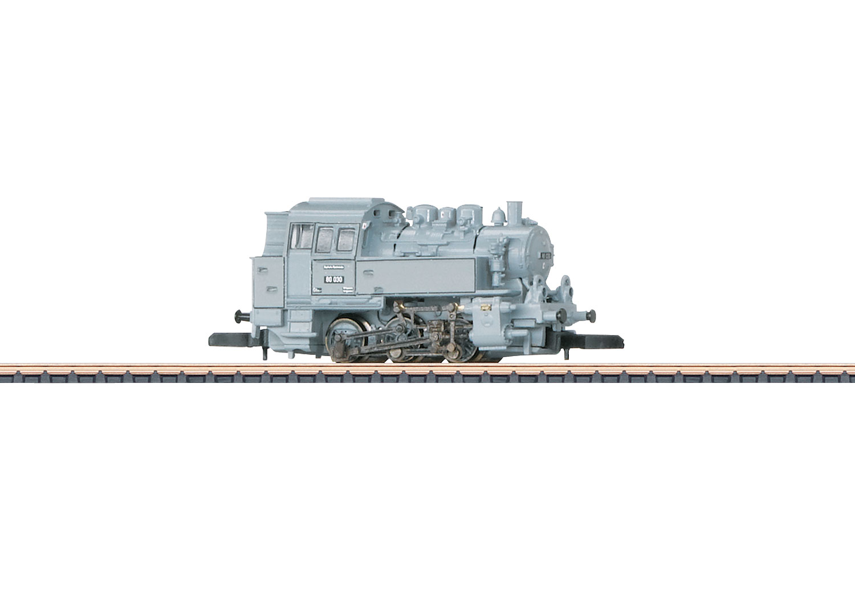Class 80 Museum Steam Locomotive for the Bochum-Dahlhausen Museum