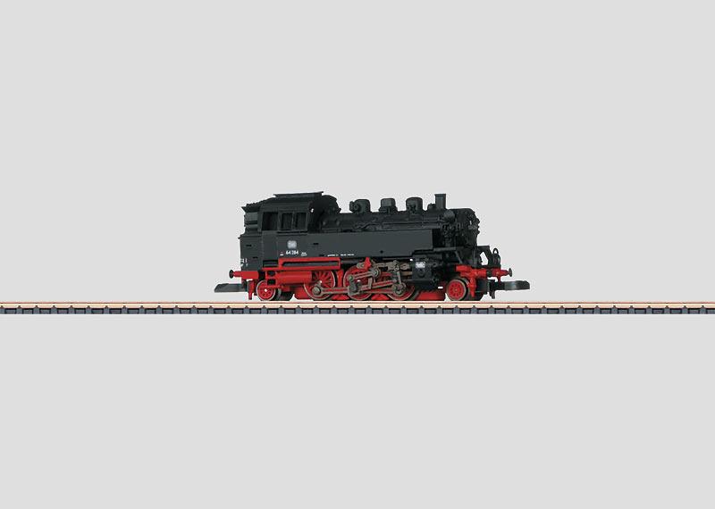 Steam Tank Locomotive.