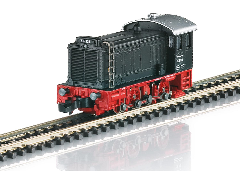 Class V 36 Diesel Locomotive