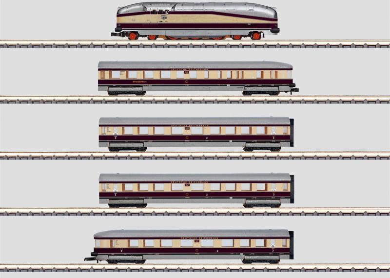 """""""Henschel-Wegmann Train""""."""