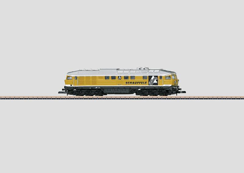 Schwere Diesellokomotive