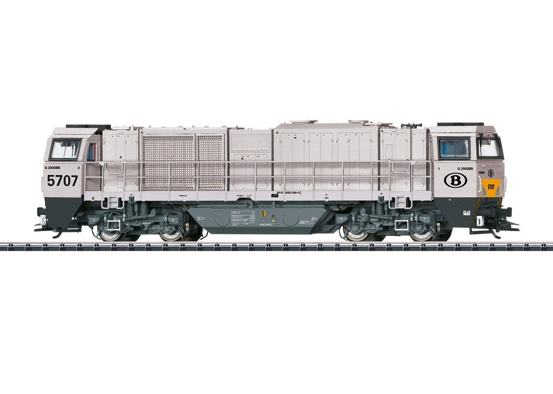 Diesellokomotive G 2000 BB