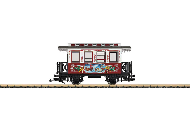 Weihnachts-Personenwagen 2013